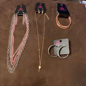 NWT paparazzi jewelry lot